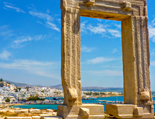 From Naxos to the Small Cyclades | a flashback with a touch of modernity