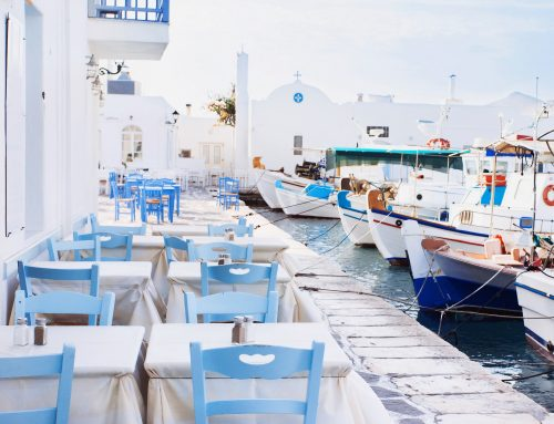 When you are at Paros, you cannot miss out Antiparos!